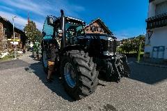 4. Traktorentreffen Übersaxen